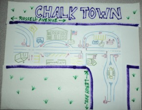 The New Mayor of Chalk Town Might Be a Nine-Year Old