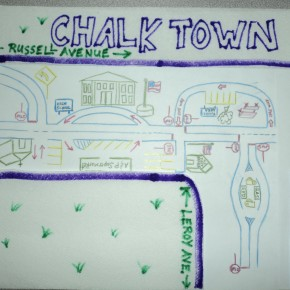 The New Mayor of Chalk Town Might Be a Nine-YearOld