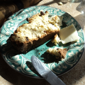 Embrace Your Heritage and the Calories–Irish Soda Bread!