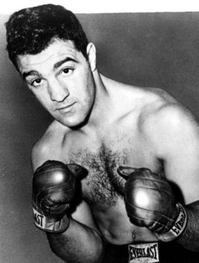 Rocky Marciano and Black-Eyed Susans: Don't Bring Me Flowers