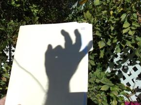 A Solar Eclipse of the Hand? A New Way of Looking at Things