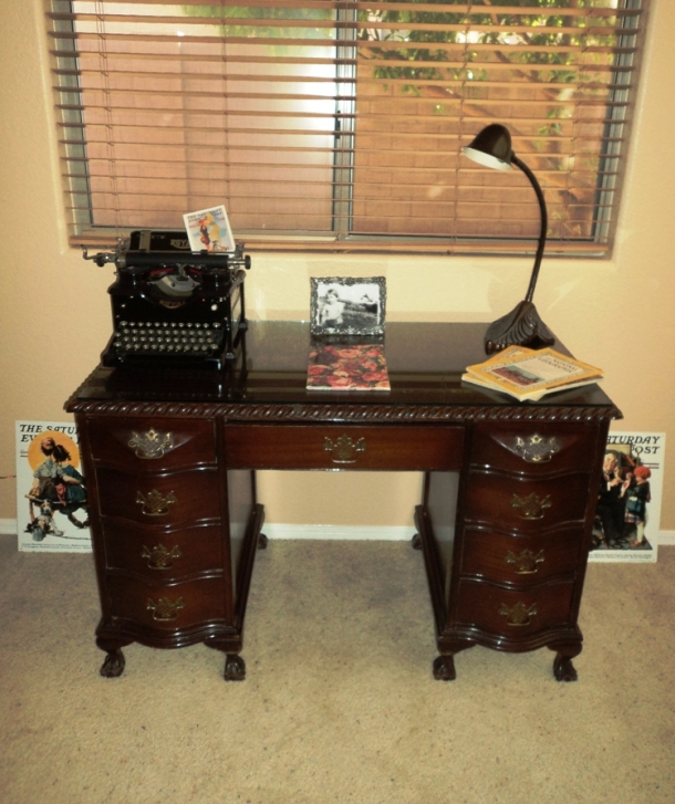 Replacement writing desk